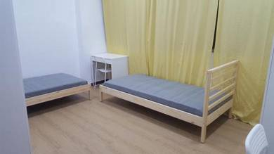 Fully Furnished Rooms Next To LRT Sri Rampai(Female Only)