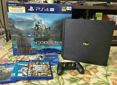 Ps4 pro god of war edition
