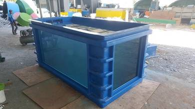 Fish & Shrimp Hatchery Tanks