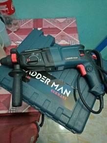 Drill 3 step 1000wat