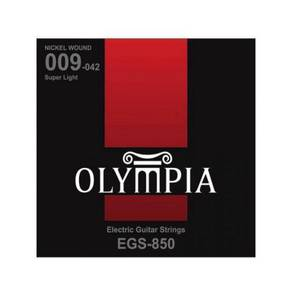 Olympia EGS-850, Electric Nickel Wound Guitar Stri