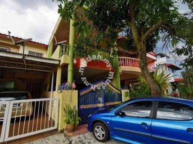 FREEHOLD TERMURAH 2 Storey Taman Permata Near Giant RENOVATED EXTENDED