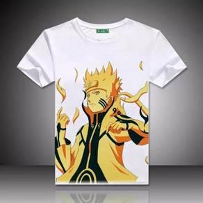 Anime Naruto Shippuden sasuke kakashi T-shirt
