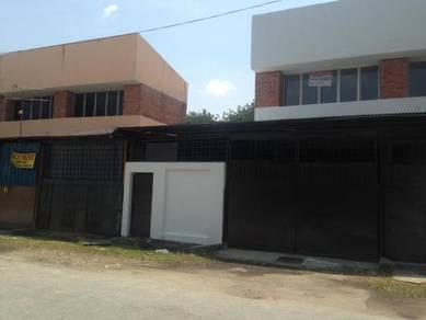 Taman Klang Jaya Semi-D Factory