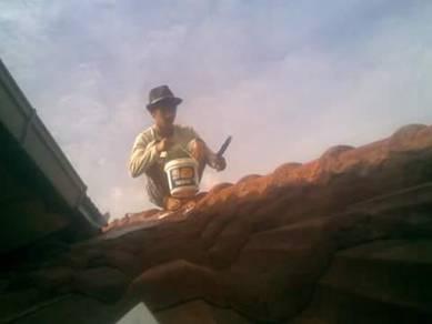 Repair bumbung bocor NILAI (mizan)