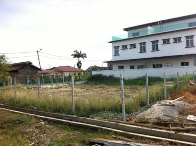 Land for rent- Sekinchan