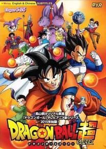 DVD ANIME Dragon Ball Super Box 1 Vol.1-26