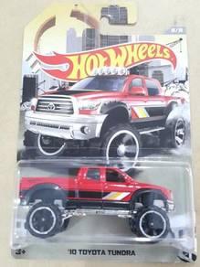 Hotwheels '10 Toyota Tundra Pickup Series