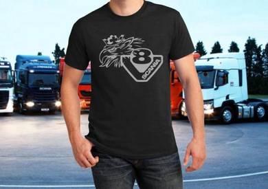Tshirt Baju SCANIA V804 II TSV siap poslaju