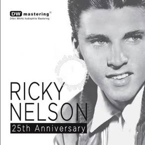 IMPORTED CD Ricky Nelson 25th Anniversary DW Maste