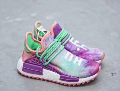 Pharrel x Adidas NMD Human Race