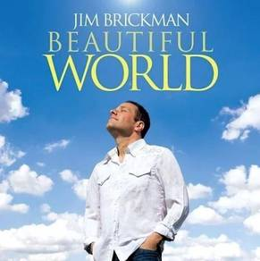 IMPORTED CD Jim Brickman Beautiful World CD + DVD