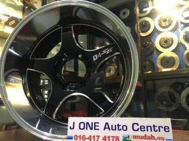 Lenso PROJECT D D1SE 18inc 10.5JJ ranger D MAX