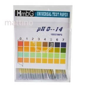 HMBG Indicator Paper, pH Test Strip, pH Paper
