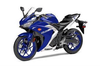 2018 Yamaha YZF R25 18 Free Gift Items With Exhaus