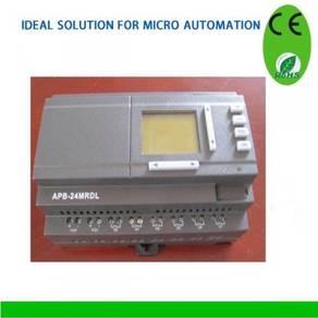 PLC APB-24MRDL with HMI APB-DUSB Cable