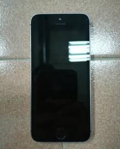 Ip 5s condition 9/10 blacksilver 16gb