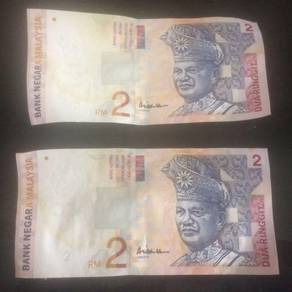 Rm2 notes 2 pieces