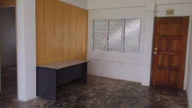 Flat, ground floor, Sg Plan, Kidurong, Bintulu (New)