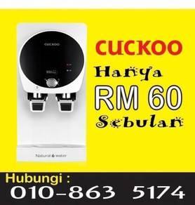 Cuckoo King Top Model Bulanan 60 (FA8)