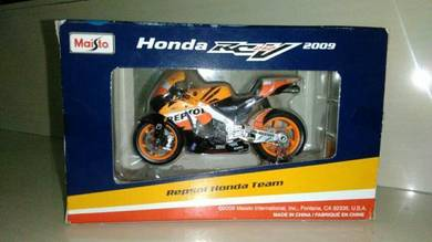 Die cast superbike 1:18