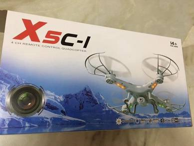 X5C-1 Drone with Camera