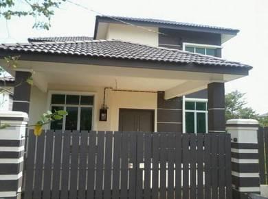 1.5 Storey Bungalow Krubong Perdana