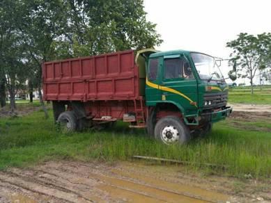 Timmper truck