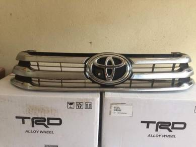 Front grill hilux