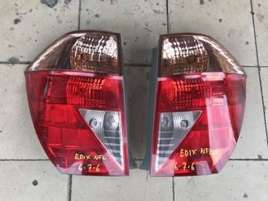 No 6-7-6 Lampu Facelift Honda Edix Japan
