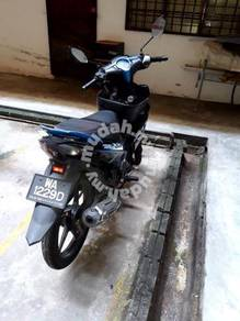 Yamaha lc 135 tahun 2014