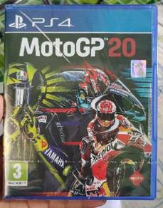 NEW AND SEALED PS4 Game Moto GP 20/ Motogp 20