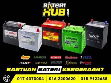 Car Battery Perodua Viva Kembara Rusa Kancil Myvi
