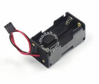 Battery Holder 4 x AA (Rx Pack) 16375