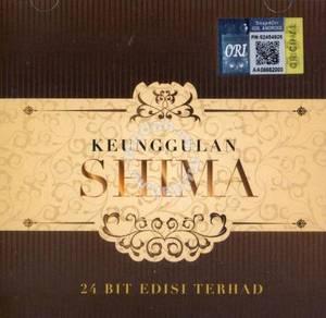 CD SHIMA Keunggulan 2CD