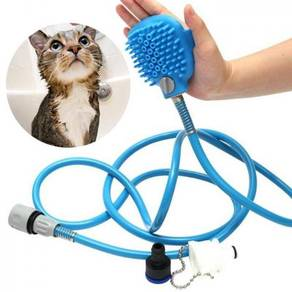 Pet bathing tools / grioming shower sprayer 10
