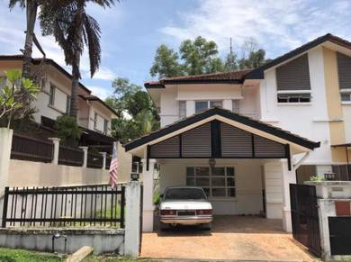 (CHEAPEST EXTRA 900SQFT LAND, FREEHOLD) 2 STOREY SEMI D, Kajang