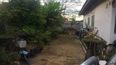 Taman kota masai (ecotropics), 1 sty corner-350k (full loan +cashback)