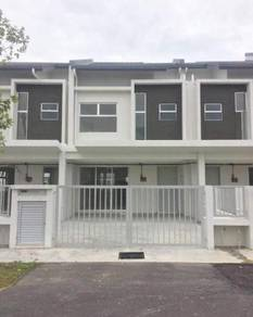 New project:double storey,camellia 2 residence,semenyih