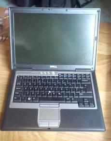 Laptop dell latitude d630 c2d