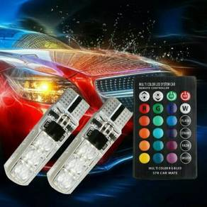 T10 6SMD Super RGB Colorful