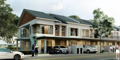 NEW Landed house SPACIOUS built up of 3,188 sqft