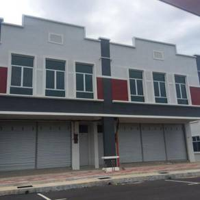 Double storey shop lot for rent durian tunggal