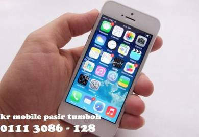 Second iphone 5 16gb fullset