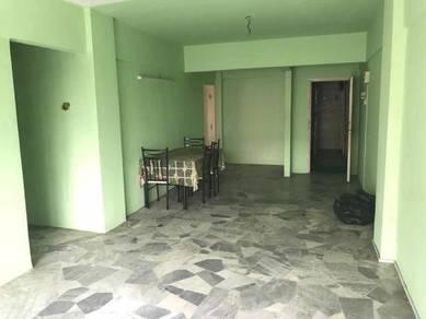 Bukit saujana apartment - 4 bilik, 225k (full loan) - 4km ke ciq