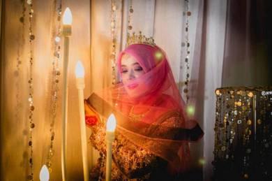 Jurugambar perkawinan dan wedding photographer
