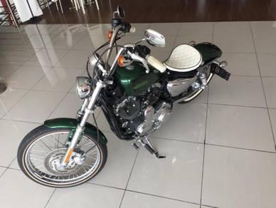 2013 Unregister Harley Davidson 72 US spec