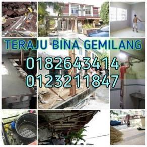 Mohd Haris, house service area Damansara jaya