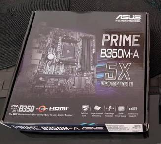 WTS Asus B350M-A