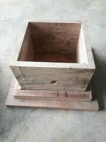 Haif kotak lebah kelulut trigona